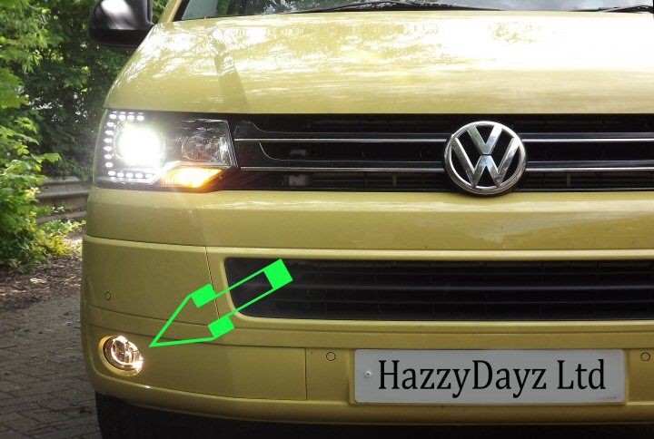 Genuine Vw Front Fog Lights Supply Amp Fit