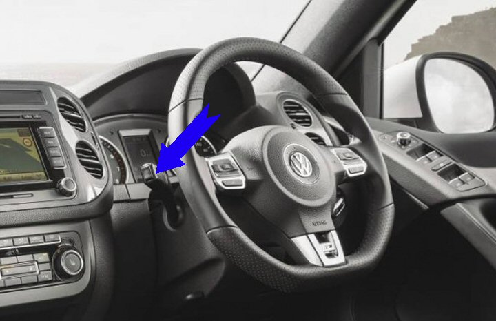 Vw Tiguan 5n Cruise Control Supply Amp Fit 2016